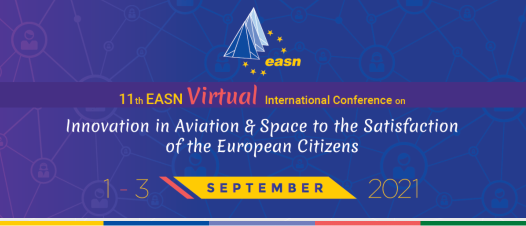 AIRPOXY session at the 11th EASN Virtual Conference