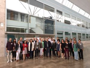 AIRPOXY consortium at the project Kick Off Meeting